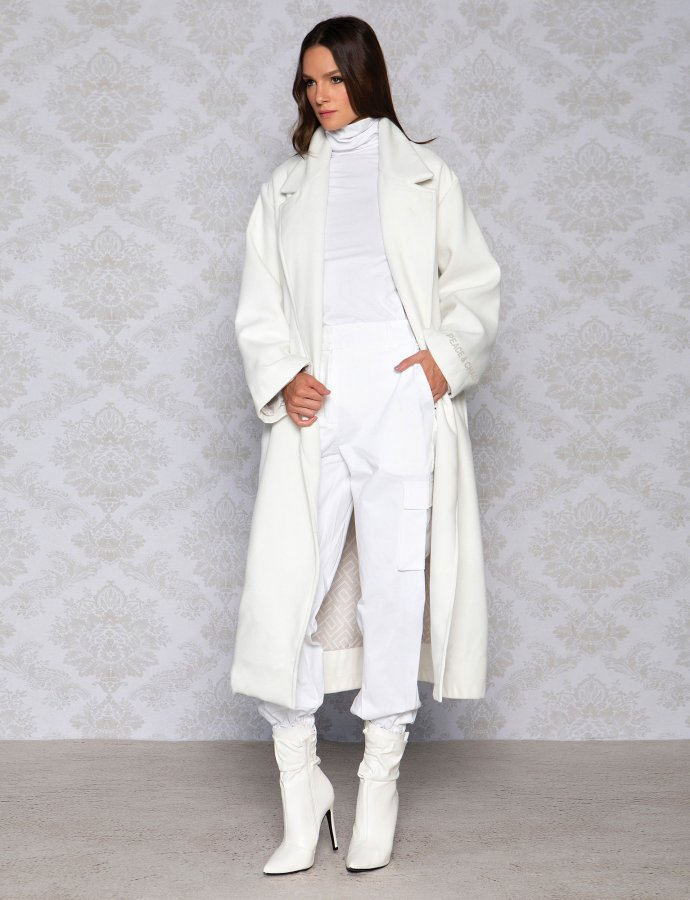 Whipped cream coat