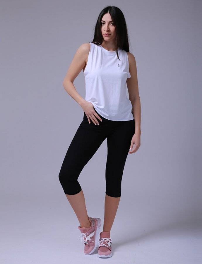 KK 00011 White tank top