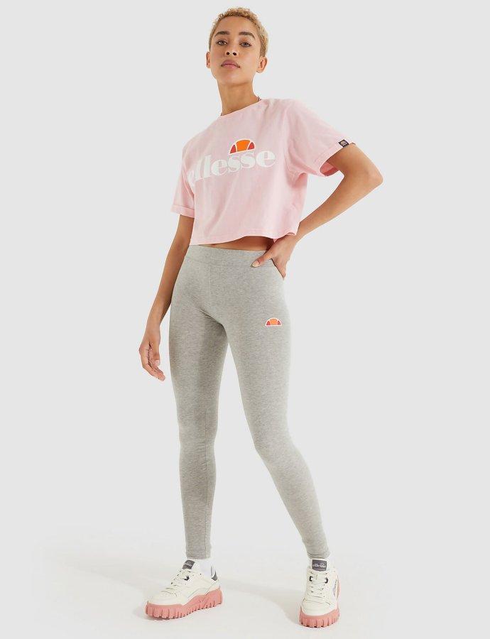 Solos leggings grey marl