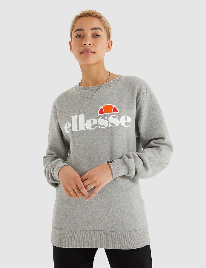 Agata sweatshirt grey marl