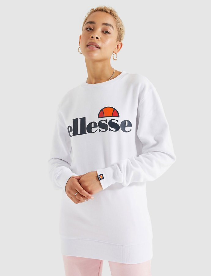 Agata sweatshirt white
