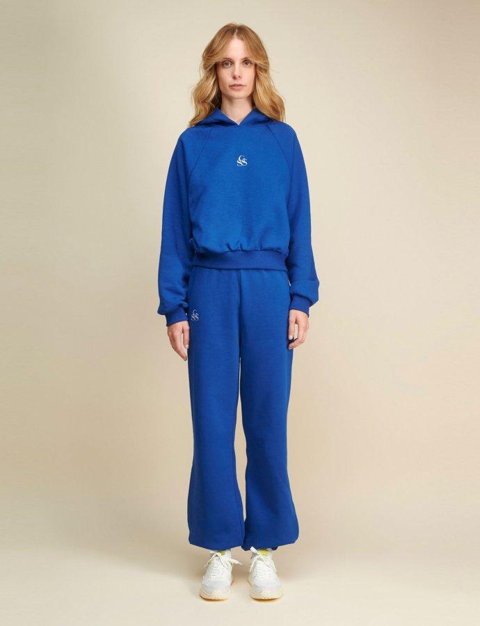 Nadine SSG blue track pants