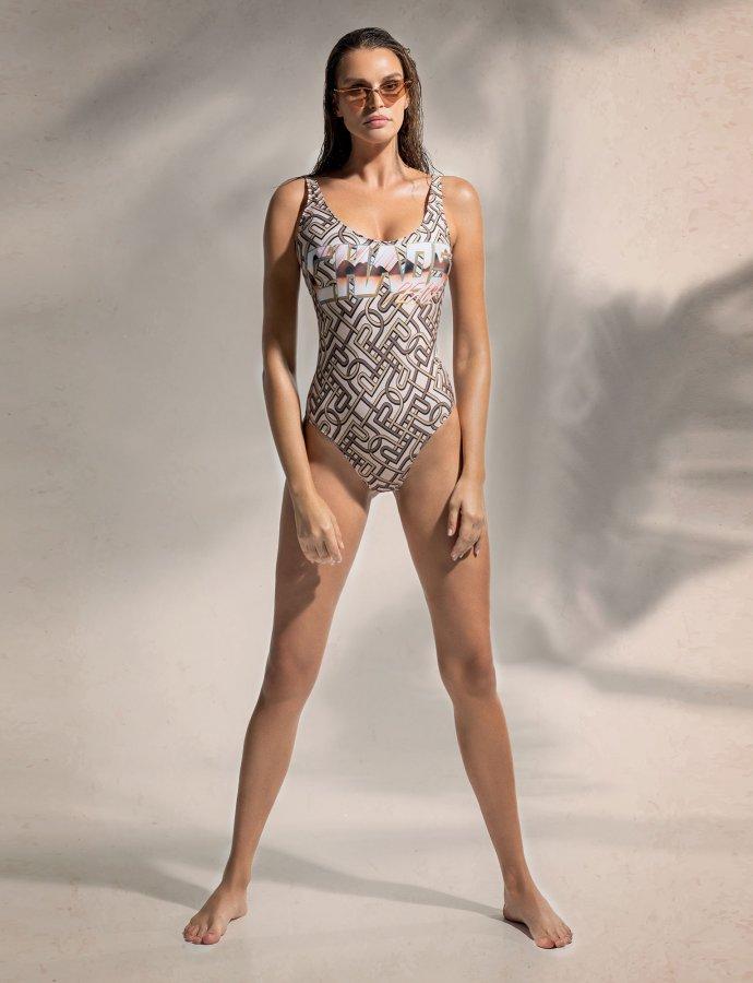 P&C pattern swimsuit