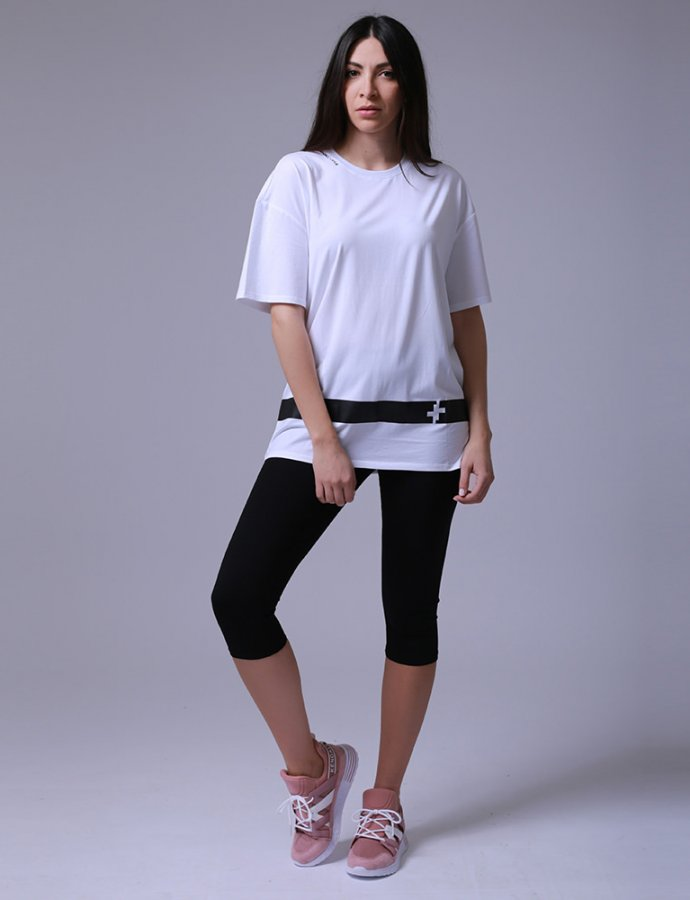 KK 00016 White t-shirt