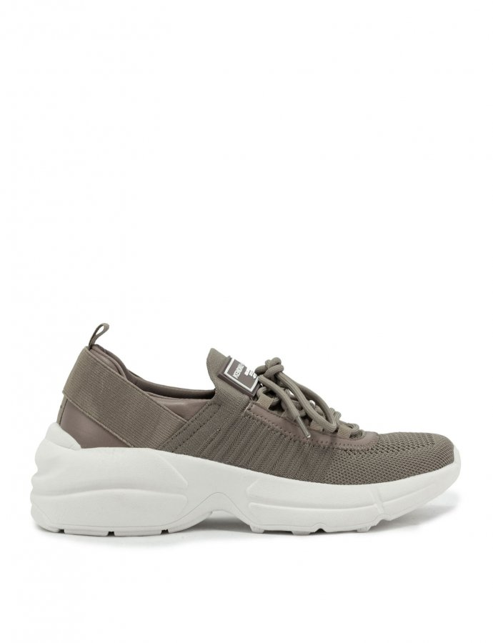Gleason taupe sneakers