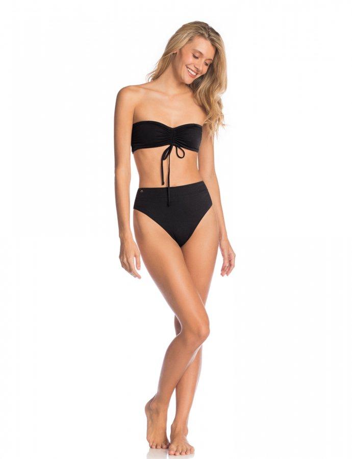 Black Onyx Suzy Q bikini