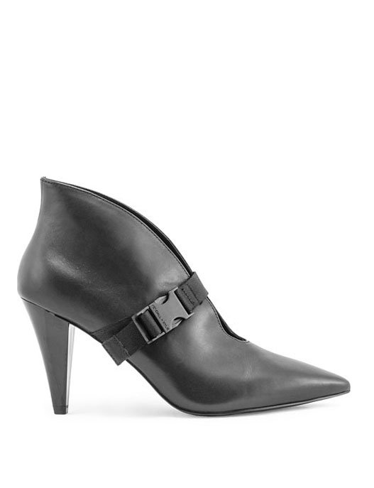 KK Dana heel ankle booties