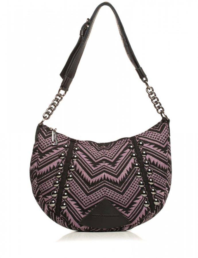 Indie chain moon bag acai