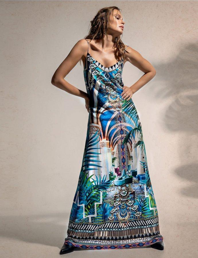 Little Havana maxi dress