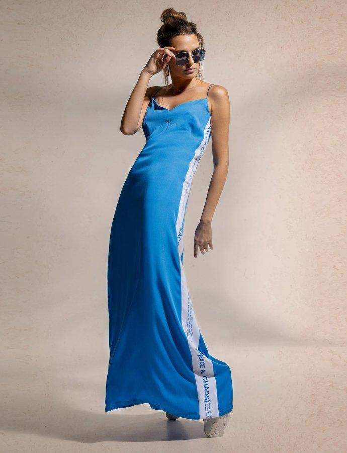 P&C blue dress