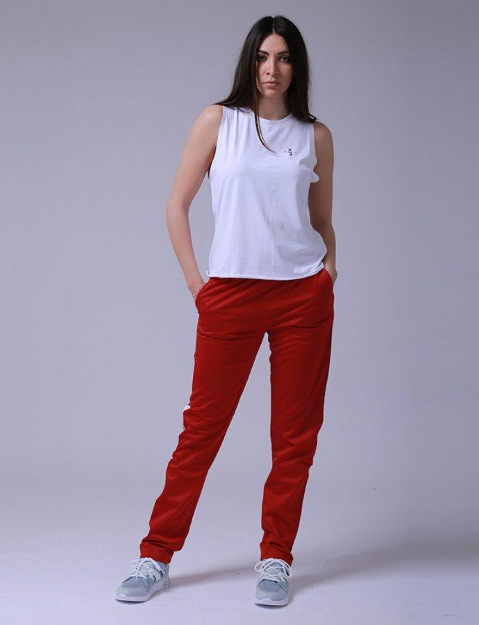 KK 00030 Red sweatpants