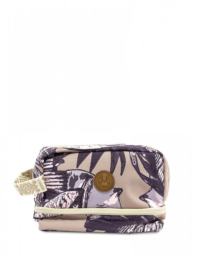 Maaji make-up bag purple