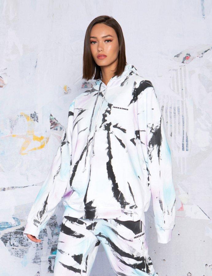 Paint job hoodie