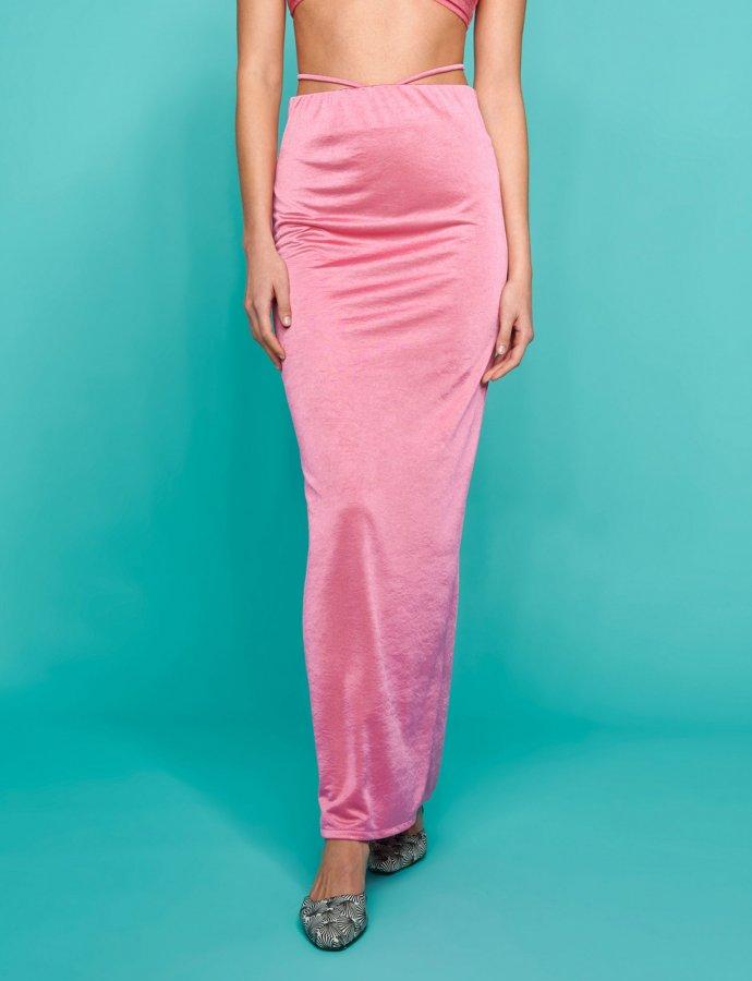 July skirt pink