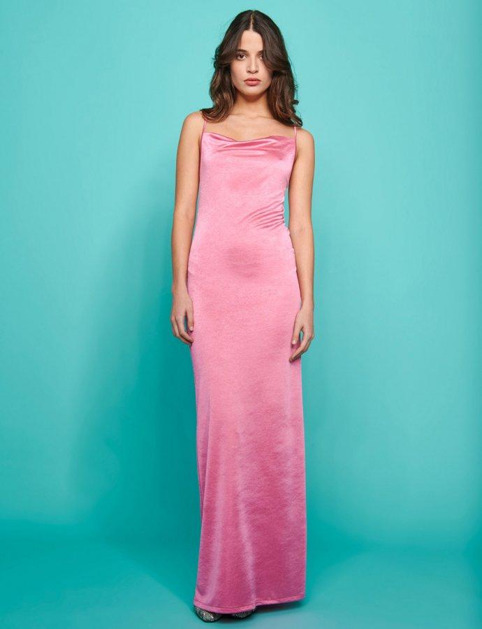 July dress pink