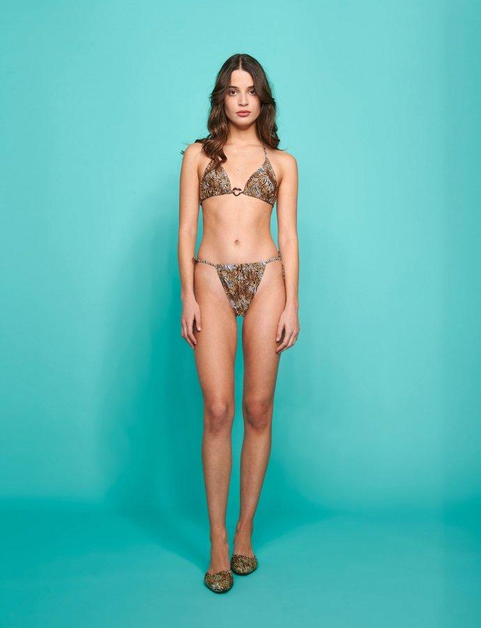 Sophie bikini animal print