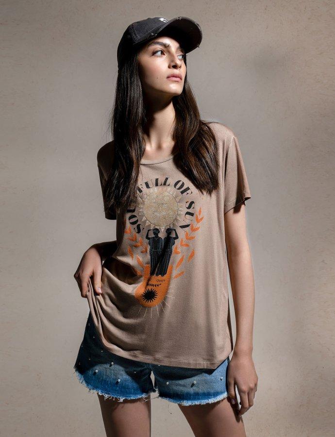 Soul full of sun t-shirt