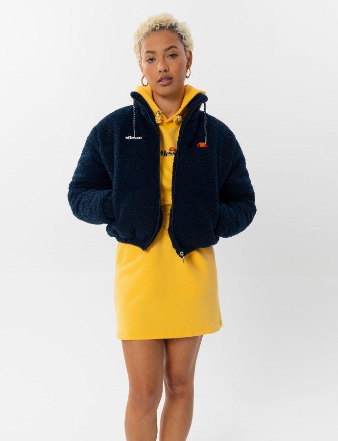 Mollis padded jacket navy