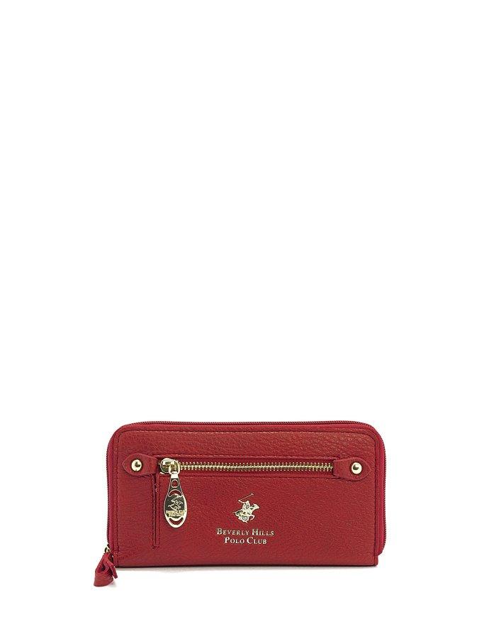 Victoria portafogli rosso