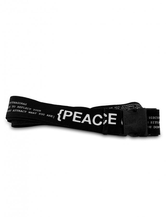 P&C belt black