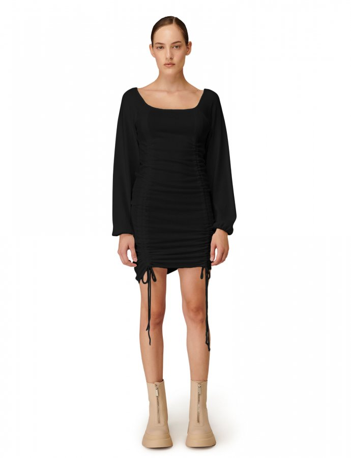 Combos W-115 Black dress