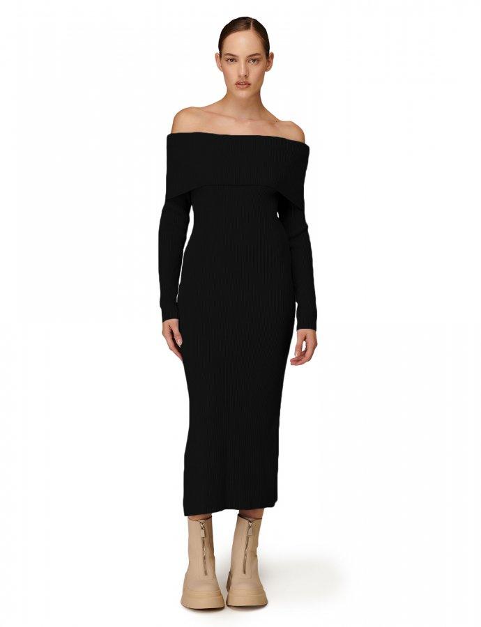 Combos W-105 Black dress