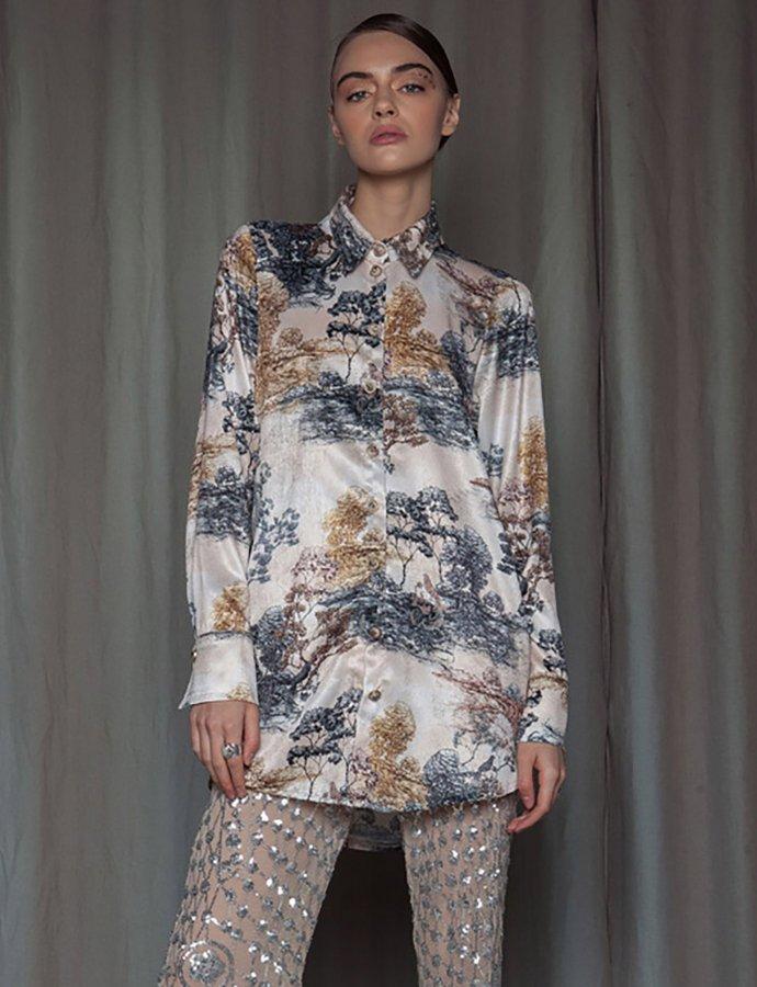 Cornelian shirt