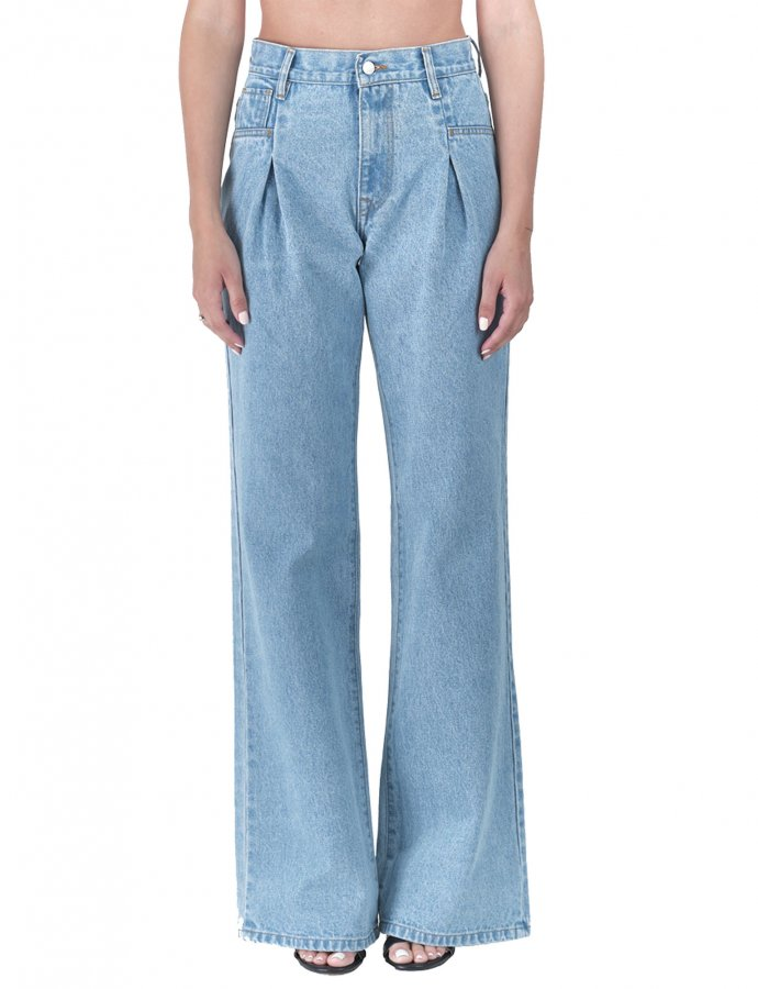 Cecilia light denim pants