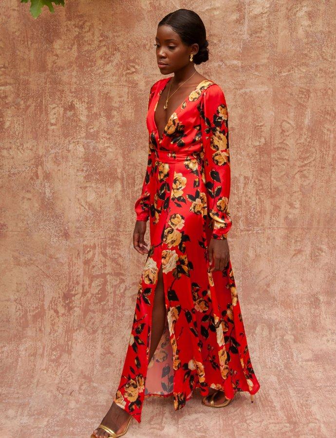 Chapelain dress