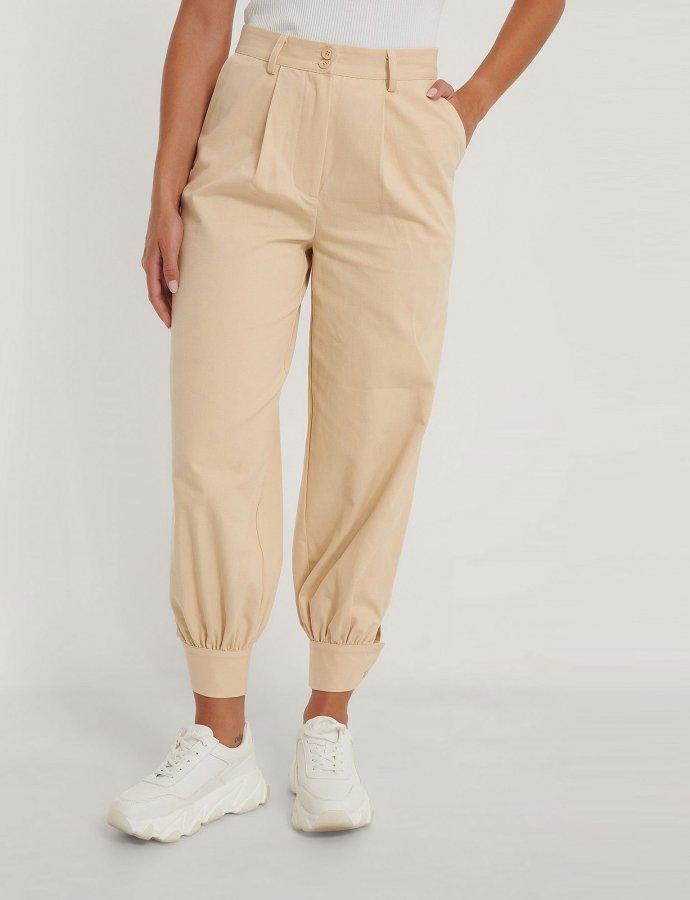 Cocoon suit pants