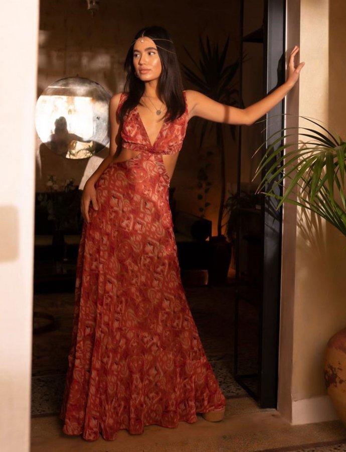 Theri dress