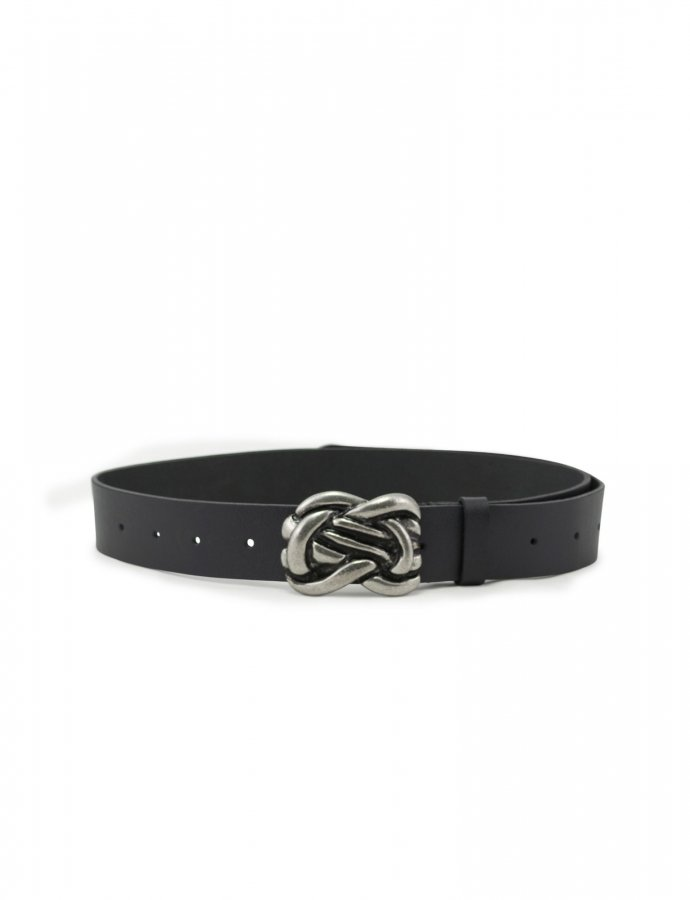 Human touch belt black