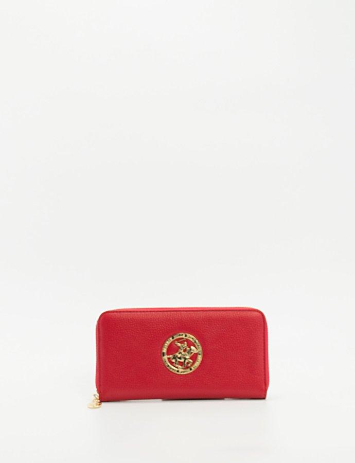 Kingstone portafogli rosso