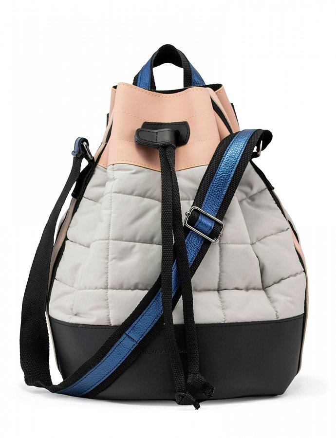 Holiday bag ice grey