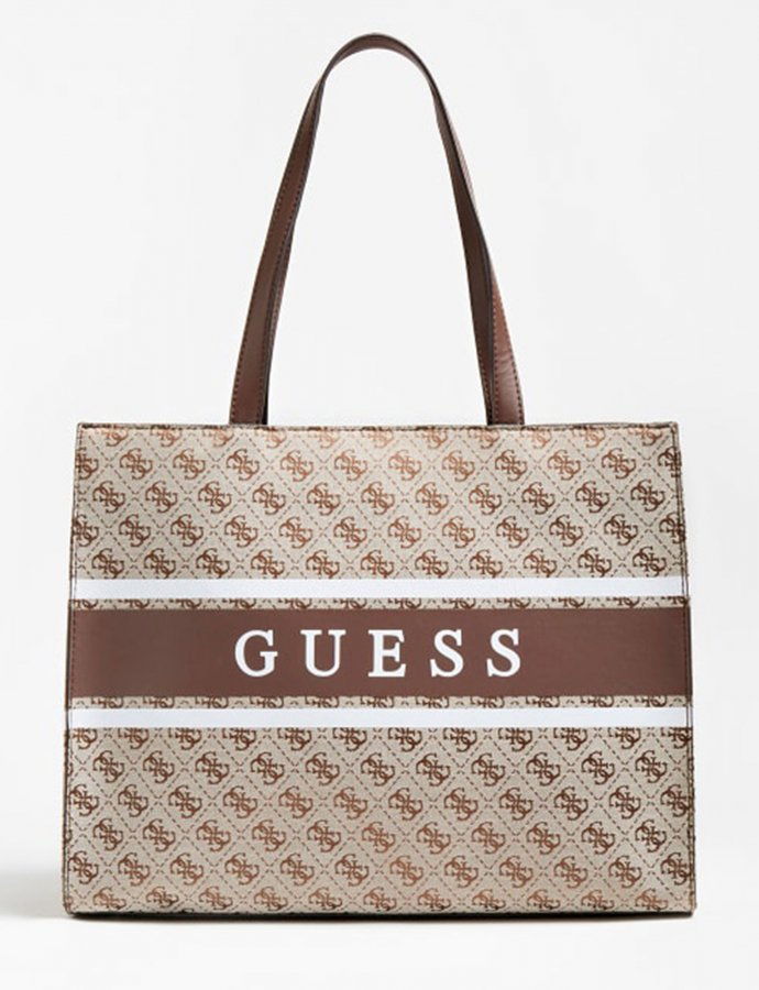 Monique shopper bag brown