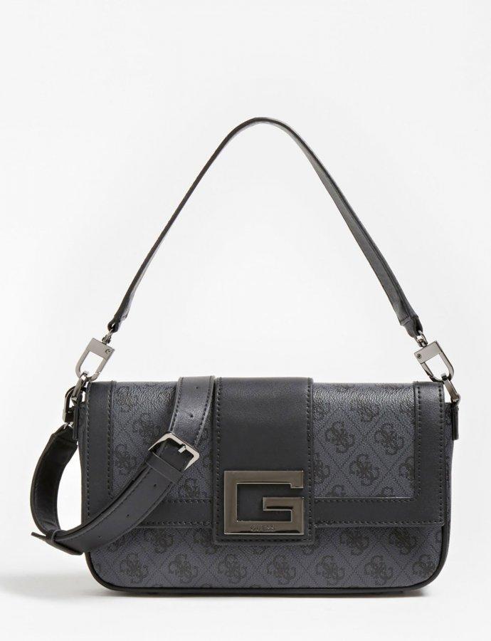 Brightside shoulder bag dark grey