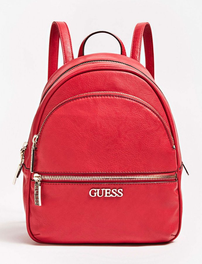 Manhattan backpack lipstick