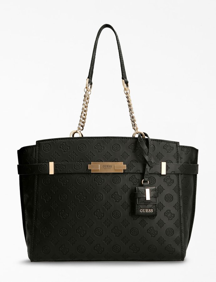 Bea elite tote bag black