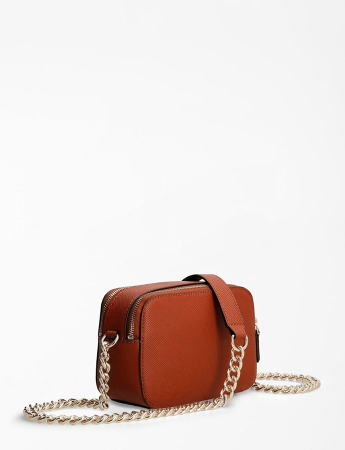 Noelle crossbody bag cognac
