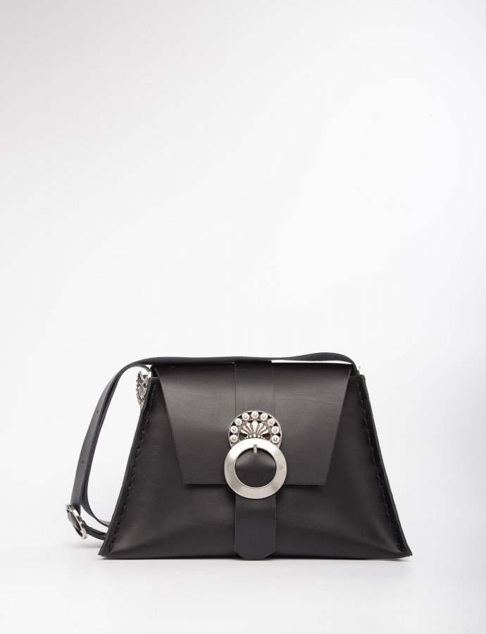 Modern love black bag