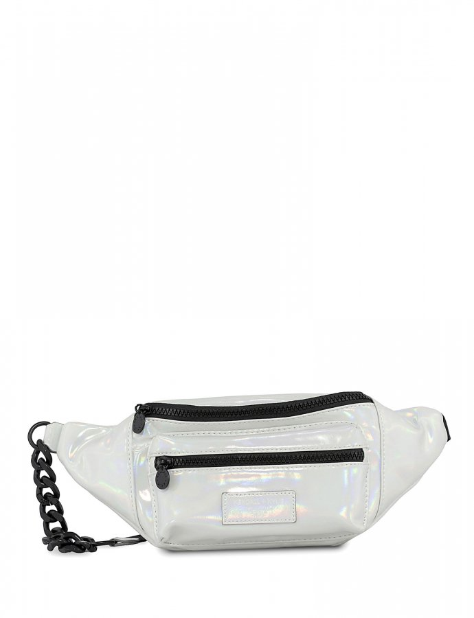 Michelle fanny pack iridescent