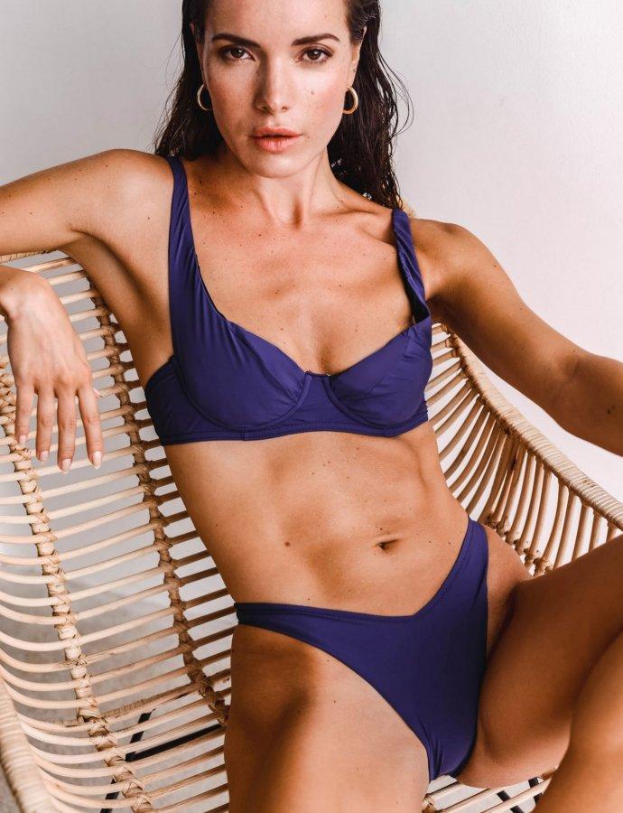 Kali bikini patriot blue
