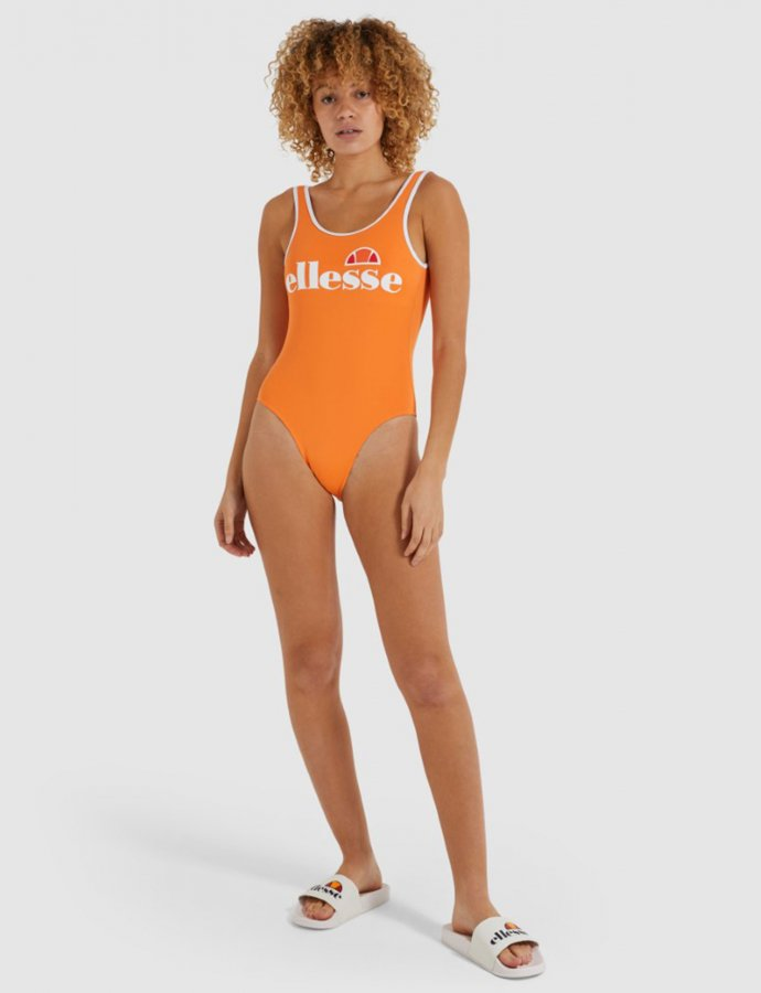 Lilly one piece swimsuit orange