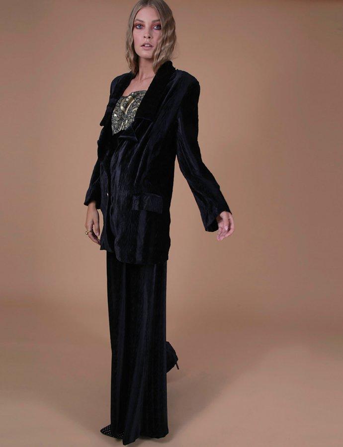 Magus blazer black