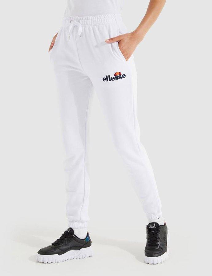 Noora jog pants white