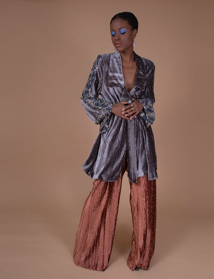 Percy kimono blazer