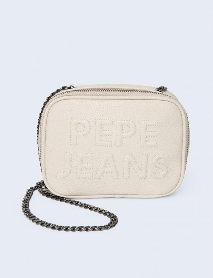 Serena bag white