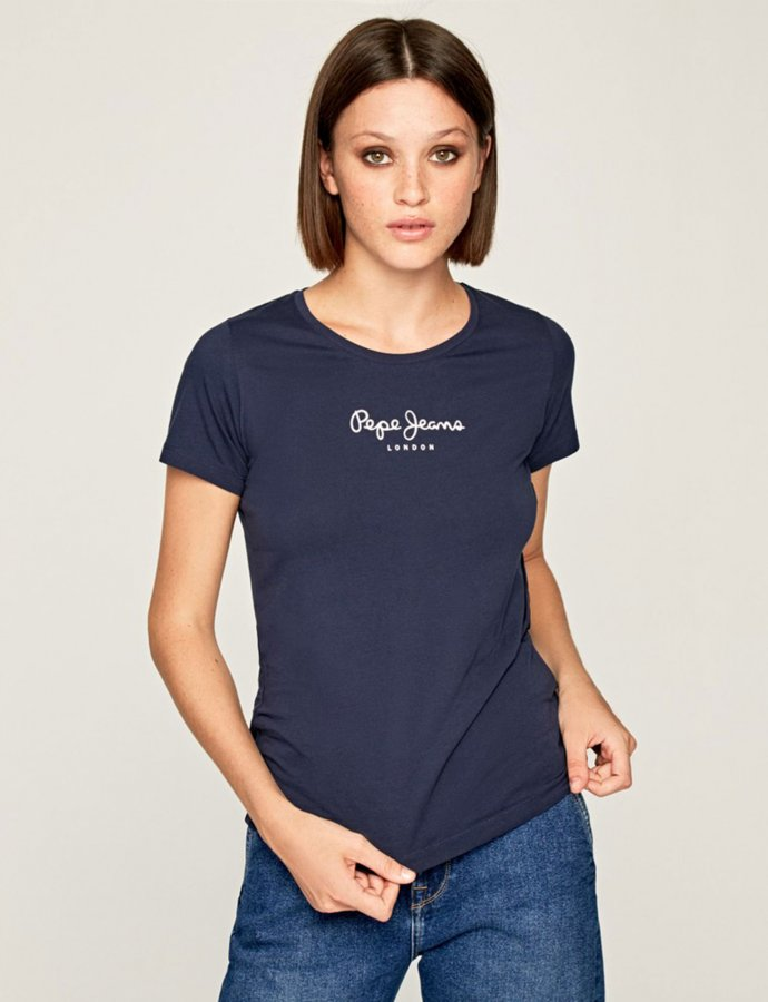 New Virginia t-shirt blue