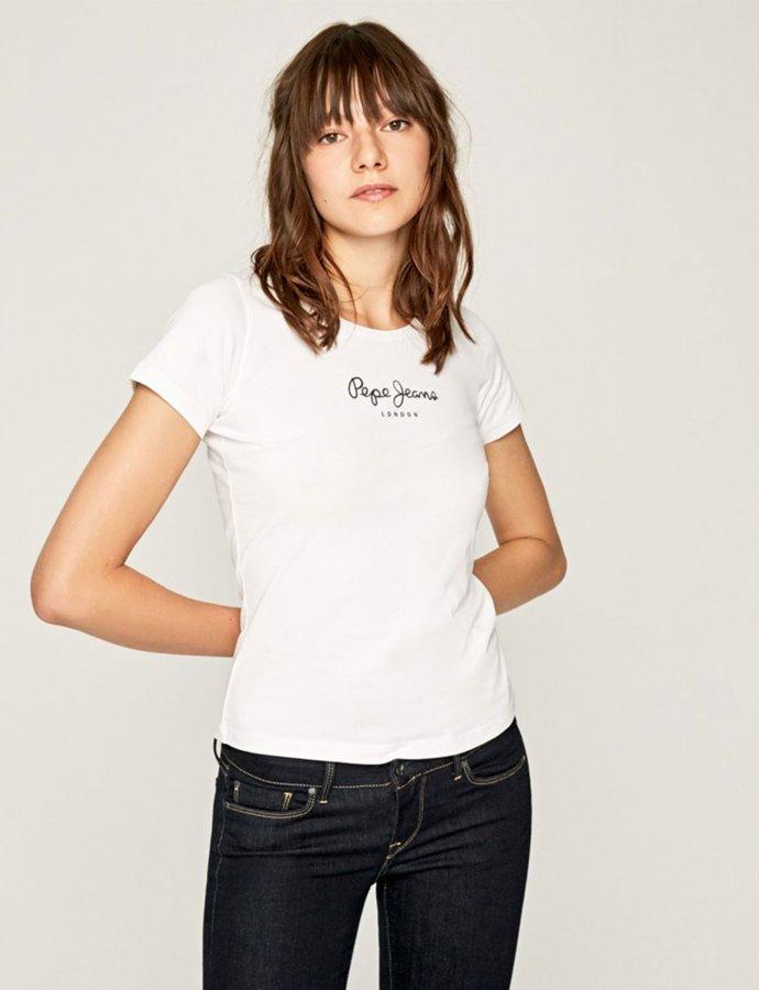 New Virginia t-shirt white