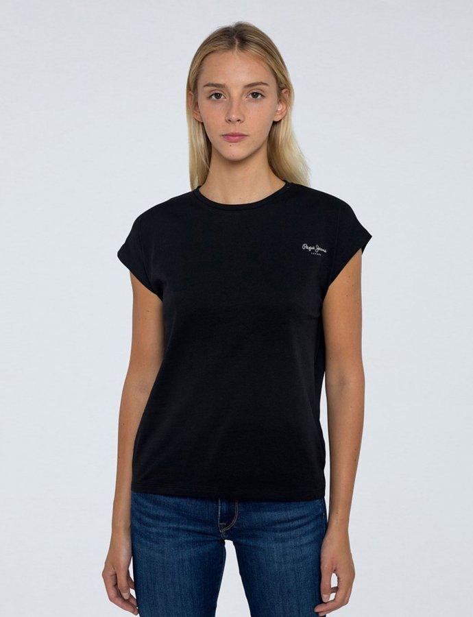 Bloom t-shirt black